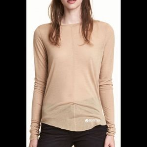 NWT Divided fine knit sweater